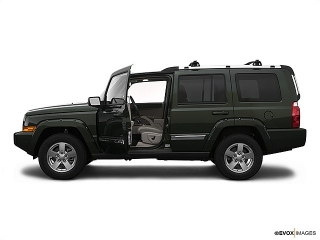 Jeep Commander Limited Blanco 2007