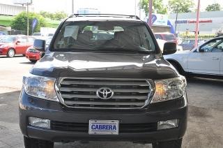 Toyota Land Cruiser Gris Oscuro 2008