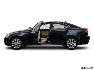 Lexus Is 250 Negro 2008