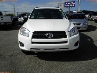 Toyota RAV4 Base Blanco 2011
