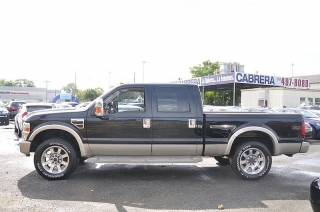 Ford Super Duty F-250 Srw Negro 2008