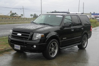 Ford Expedition Limited Negro 2007