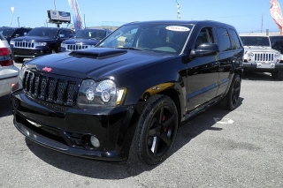 Jeep Grand Cherokee Srt-8 Negro 2007