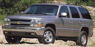 Chevrolet Tahoe Lt Negro 2001