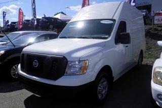 Nissan Nv S Blanco 2012