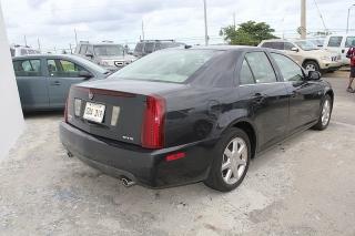 Cadillac Sts V8 Negro 2005