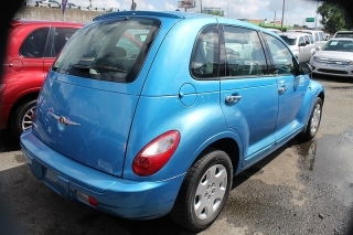 Chrysler Pt Cruiser Base Azul 2008
