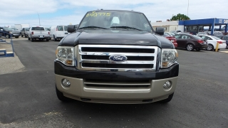 Ford Expedition Negro 2010