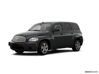 Chevrolet Hhr Ls Gris Oscuro 2008