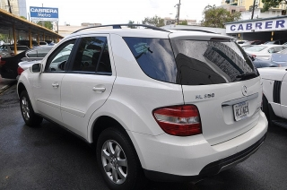 Mercedes-Benz ML-Class 3.5l Blanco 2007