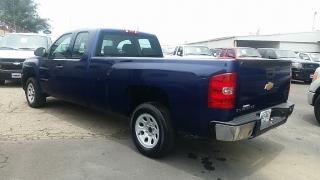 Chevrolet Silverado 1500 Work Truck Azul 2013