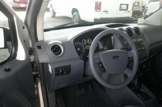 Ford Transit Connect Wagon Xlt Premium Gris 2013