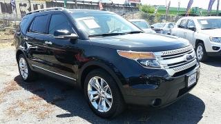 Ford Explorer Xlt Negro 2013