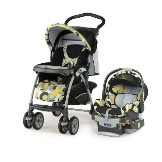 Chicco Keyfit 30 Travel system (Miro)
