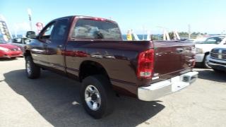 Dodge Ram 2500 Slt Rojo Vino 2005