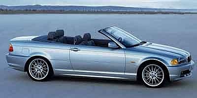 BMW 3 Series 330ci Azul 2001