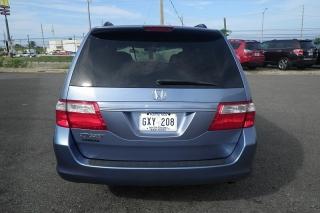 Honda Odyssey Ex-l Azul 2007