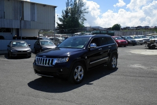 Jeep Grand Cherokee Limited Negro 2011