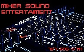 MIXER SOUND ENTERTAIMENT