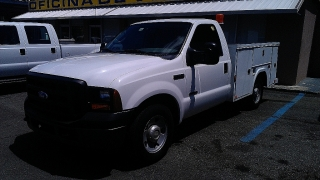 FORD F-250 SUPER DUTY XL 2007