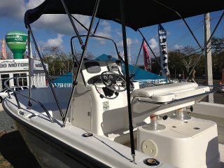 BOSTON WHALER 190 NANTUKET 2004