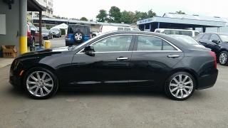 Cadillac ATS Luxury Negro 2013
