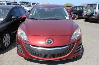 Mazda Mazda3 I Touring Rojo Vino 2010