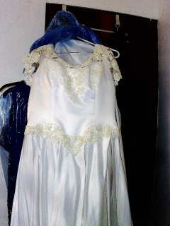 alquiler traje de novia