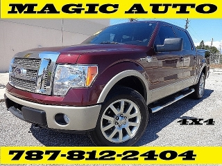 FORD F-150 KING RANCH 2009 EN MAGIC AUTO