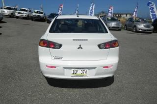 Mitsubishi Lancer De Blanco 2013