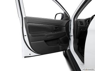 Mitsubishi Outlander Sport Es Negro 2013