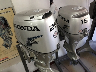 MOTOR HONDA BF 25DKSH6