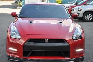 Nissan Gt-r Premium Rojo 2012
