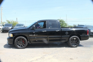 Dodge Ram Srt-10 Negro 2005