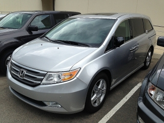 HONDA ODYSSEY TOURING 2013