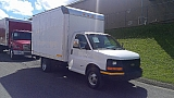 CHEVROLET EXPRESS 3500 PARCEL DELIVERY 2006