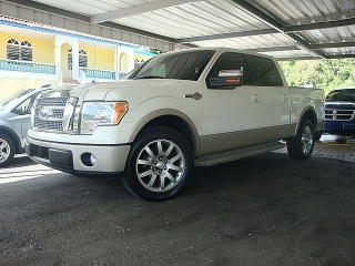 2011 F150 KING RANCH