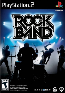 Rock Band for PlayStation 2