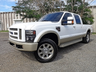 FORD F250 KING RANCH 2008 787-630-7731