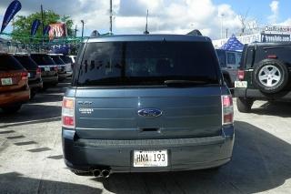 Ford Flex Se Azul 2010