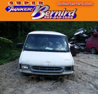 FORD VAN 1999 QUARTER PANEL LH