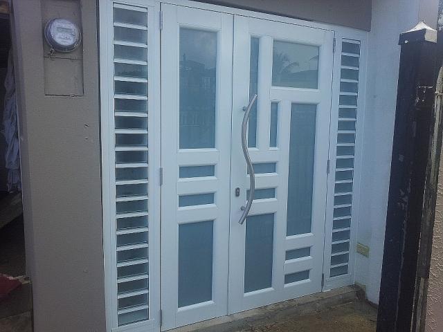 Puertas y ventanas de aluminio puerto rico car interior - Puertas aluminio interior ...
