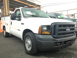 FORD F-250 XL UTILITY BODY 2006