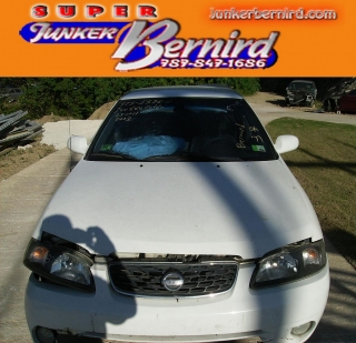 NISSAN SENTRA 2003 HEADLAMP LH