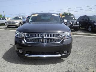 Dodge Durango Citadel Gris Oscuro 2011