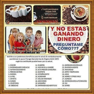 ORGANO GOLD CAFE