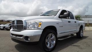 Dodge Ram 1500 Slt Blanco 2008
