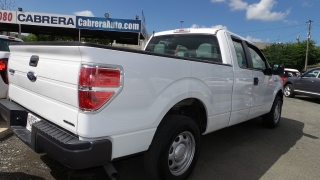 Ford F-150 Xl Blanco 2013