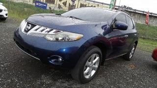 Nissan Murano Sl Azul 2009