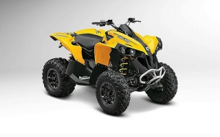CAN AM  RENEGADE 500